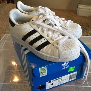 Adidas Superstar Originals. Like new.